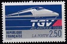 Frankrijk postfris 1989 MNH 2743 - TGV Parijs / Rennes