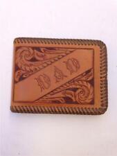 "Brown ""DAD"" ID Pocket Wallet"