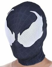 Venom Spider-man Mask Spiderman Cosplay Costume Hood Superhero Props Halloween