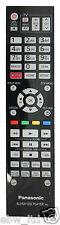 PANASONIC N2QAYA000128 BLU RAY DVD RECORDER REMOTE CONTROL,DMP-BDT700,DMP-UB900