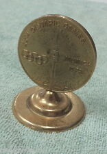 #AA. AUSTRALIAN PRESENTATION MOUNTED MEDAL FOR 1972 MUNICH OLYMPIC GAMES