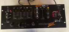 Vintage Gemini PMX-1600 Stereo Preamp Mixer