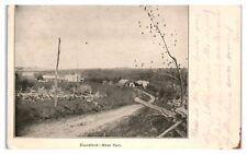 1912 West Blandford, MA Postcard