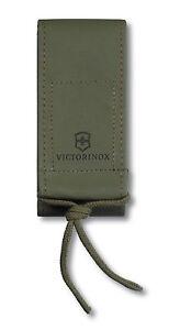 Victorinox Etui Nylon Khaki Ideal Messer A Cran Von 111MM/10 Pieces - 4.0822.4