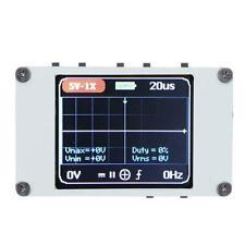 "DSO188 Handheld Mini 1.8"" Digital Oscilloscope 1MHz Bandwidth 5MSa/s Sample Rate"