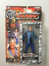 WWE WWF RAW 10th Anniversary JERRY THE KING LAWLER Wrestling Action Figure