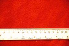 Pianura rossa in pile Tessuto 150cm goccia per metro