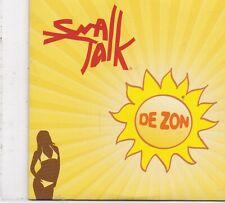 Small Talk-De Zon cd single