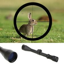 3-9X40 Tactical Riflescope Reticle Sight Scope for Shotgun Rifle Outdoor TM