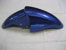 Guardabarros color principal azul para motos Kawasaki