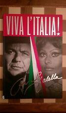 Viva L'Italia by Ron Galella Hardback Book  2009 1st edition 1st impression
