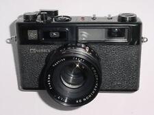 YASHICA ELECTRO 35 GT 35mm Film Rangefinder Camera with 45mm F1.7 Lens - Black