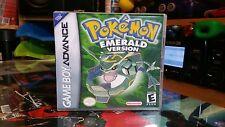 Pokemon: Emerald Version - GBA