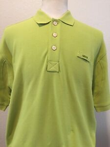 New Mens Large (tall) Orvis Polo Light Green