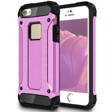 Hülle für iPhone 5 5s SE Cover Case Schutzhülle Hybrid Outdoor TPU Schale Bumper
