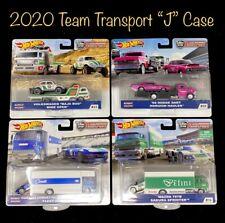 Hot Wheels Car Culture Team Transport 2020 J Case Baja Bug Corvette Dart Mazda