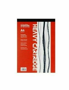 A4 Heavyweight Cartridge Paper 220gsm 25 leaves