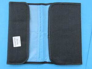 6 Pockets Filter Lens Case Bag Holder Pouch UV CPL for Hoya Canon Nikon