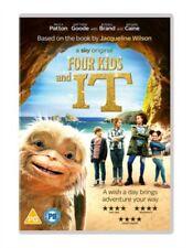 Four Kids and It DVD Region 2