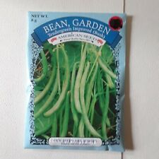 Bean Garden Bush American Seed String Bean Dry Weather Plant PLUS 1 Packet FREE