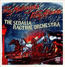 The Midnight Fire Alarm * by The Sedalia Ragtime Orchestra (CD, May-2012,...