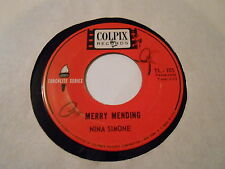 M- :NINA SIMONE  SOMETHING TO LIVE FOR ,TORCHLITE SERIES , COLPIX TL105,
