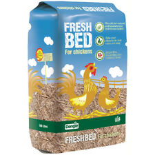 Dengie Fresh Bed for Chickens Poultry Fowl Ducks Turkey 100 Litre Bale
