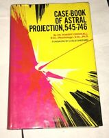 Case-Book of Astral Projection 545-746 Dr Robert Crookall Occult Paranormal 1972
