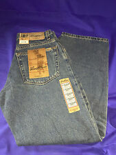 LEVI STRAUSS  LOOSE STRAIGHT REGULAR FIT, BLUE JEANS ,SIZE 12,NWT