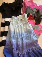 Girls Clothing Lot Size 9/10 Justice Disney Dresses Avengers