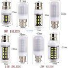 LED MAZORCA BOMBILLAS E27 E14 GU10 G9 B22 9w 12w 15w 24w 7030SMD Bombilla CA