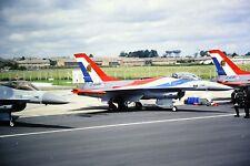 2/146-2 General Dynamics F-16 Fighting Falcon Czech Air Force Kodachrome SLIDE
