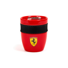 Scuderia Ferrari Formula 1 Authentic  Red  Mug w/Rubber Grip