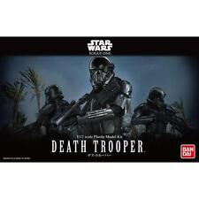 Star Wars Plastic Model Kit 1/12 DEATH TROOPER ROGUE ONE Bandai Japan NEW ***