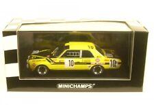 1 43 Minichamps Opel Commodore #10 24h Spa Kauhsen/fröhlich 1970