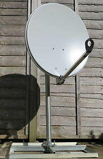 Gibertini 60cm Satellite dish ONLY Long lasting alternative to Black Mesh dishes