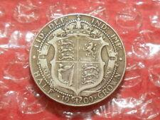 More details for 1909 edward vii half-crown.