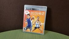 PS3 Playstation EA Sports Active 2 Personal Trainer Video Game