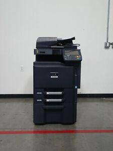KYOCERA TASK alfa 3051ci copier printer scanner Only 18K copies 30 ppm color