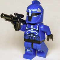 STAR WARS lego SENATE CAPTAIN COMMANDO trooper GENUINE minifig NEW 75088 clone