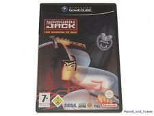 # SAMURAI Jack: the Shadow of AKU (tedesco) Nintendo GameCube/GC GIOCO-Top