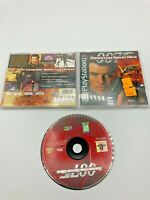 Sony PlayStation 1 PS1 CIB Complete Tested Tomorrow Never Dies 007 James Bond