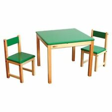 Pine Children's Chairs and Tables