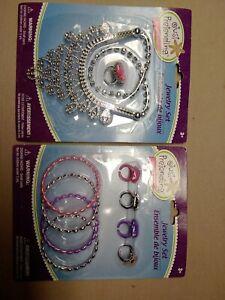 Just Pretending Dress Up Fun Necklace Bracelet Rings