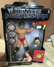 WWE Chris Jericho Deluxe Aggression Series 19 Jakks