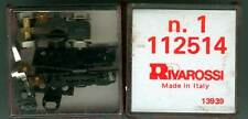 RIVAROSSI N   chariot moteur complet locomotive diesel SW1500  Livraison Monde