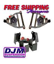 DJM Suspension 1973-1987 C15 C10 3/5 Lowering Drop Control Arms Flip Kit