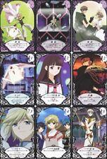 Tsubasa Chronicle - Memorial Collection TCG CCG Card LOT of 45 [NM] Sakura Fay