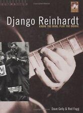 Django Reinhardt - Know the Man, Play the Music  Book/CD Hardcover Fretmaster