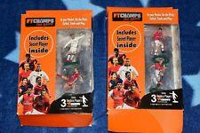 Nano FT Champs Plástico Fútbol Modelo figura Torres Beckham Ronaldo +++